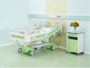 B988t Multifunctional Electric ICU Beds – Dynamic Medical